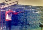 Waldemars erste Gehversuche im Schießsport 1981
